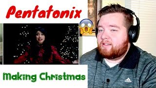 Pentatonix | Making Christmas | Jerod M Reaction