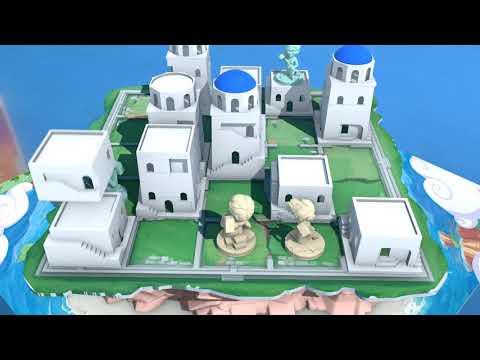 Santorini - God Card Tutorial - Terpsichore