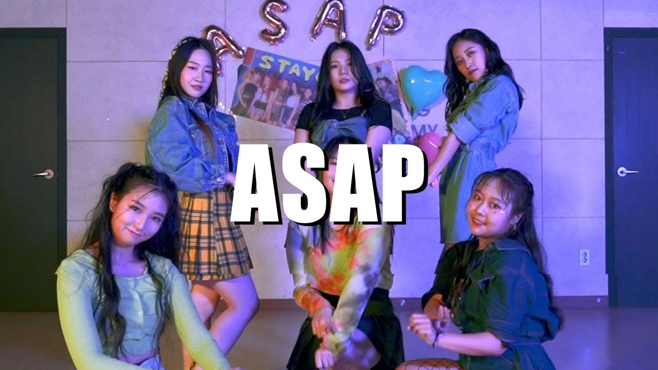 스테이씨 (STAYC) - ASAP / K-pop Dance Cover