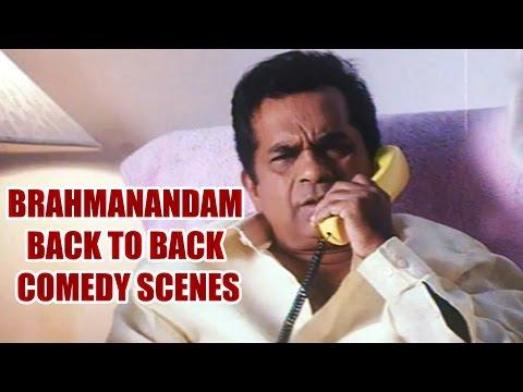 Brahmanandam Back To Back Comedy Scenes || Non Stop Comedy Scenes || Vol 2
