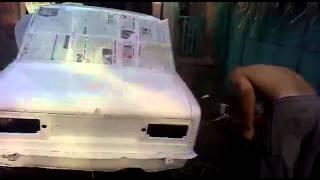 как покрасить автомобиль в домашних условиях(как покрасить автомобиль в домашних условиях ..., 2013-10-20T08:00:01.000Z)