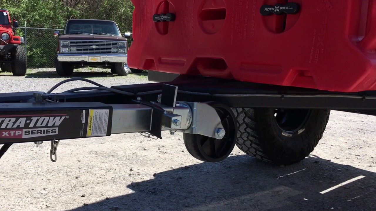 Off Road Camping And Utility Trailer