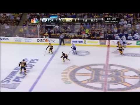 HD - Toronto Maple Leafs - Boston Bruins 05.13.13 Game 7