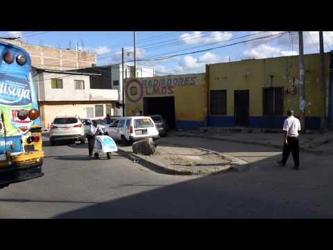 Comayaguela y Tegucigalpa, Honduras