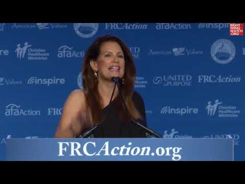 RWW News: Michele Bachmann Says 'We Are Living In An Unparalleled Golden Time' Under Trump