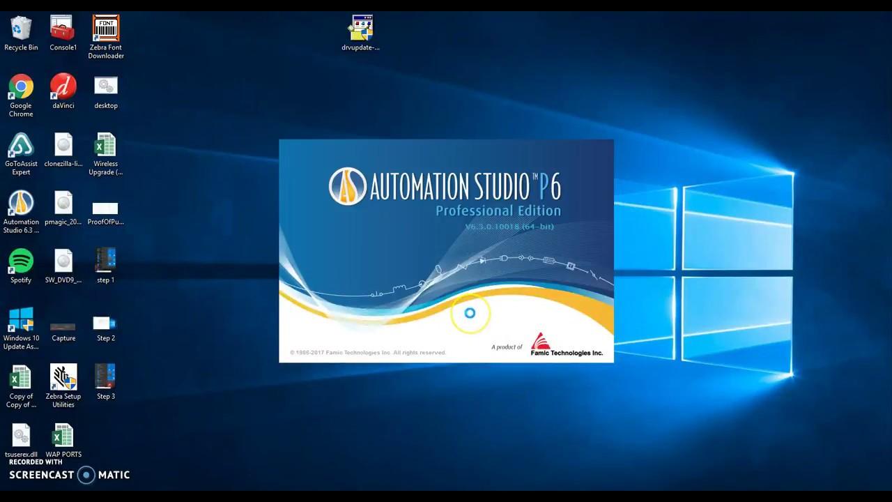 AUTOMATION 6.2 TÉLÉCHARGER GRATUITEMENT STUDIO