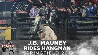 J.B. Mauney RIDES in Springfield | 2019