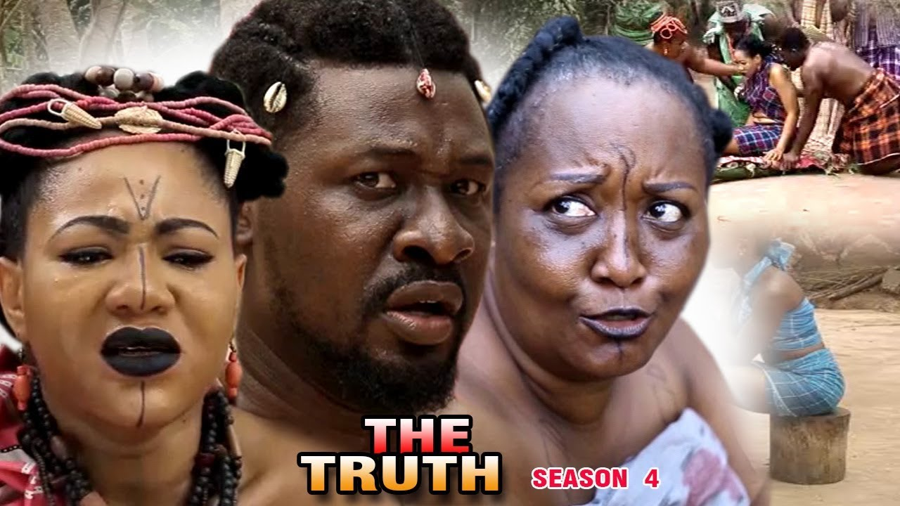 The Truth Season 4 - 2017 Latest Nigerian Nollywood Epic Movie