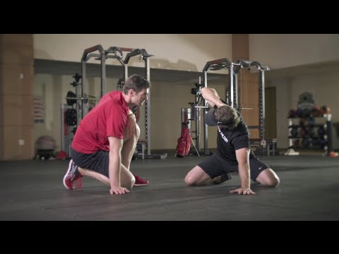 Golf Fitness: How To Increase Shoulder Turn