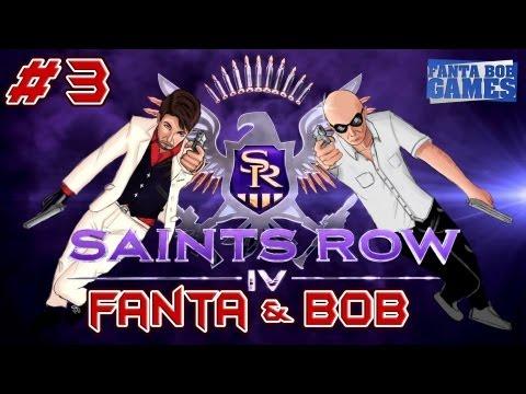 Fanta et Bob dans SAINTS ROW 4  Ep 3