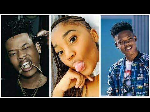 Rapper Nasty C Poked Sihle Kibido And Blocked Her Did