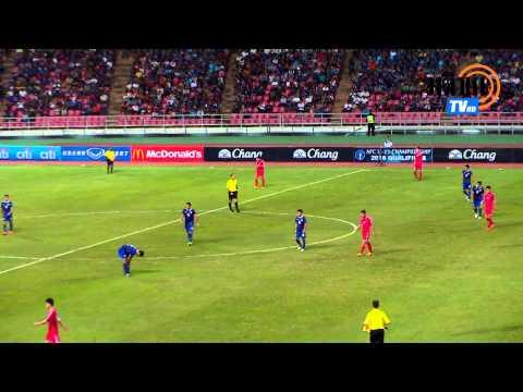 ฟุตบอลAFC U-23 ไทยเสมอเกาหลีเหนือ 0-0
