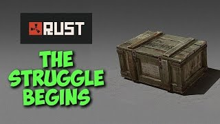 Living Off The Loot - RELOOTED #1 - Rust Survival Series
