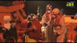 Rescatadas 95 personas, entre ellas tres niños, en varias pateras en Alborán