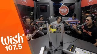 the dawn performs salamat live on wish 1075 bus