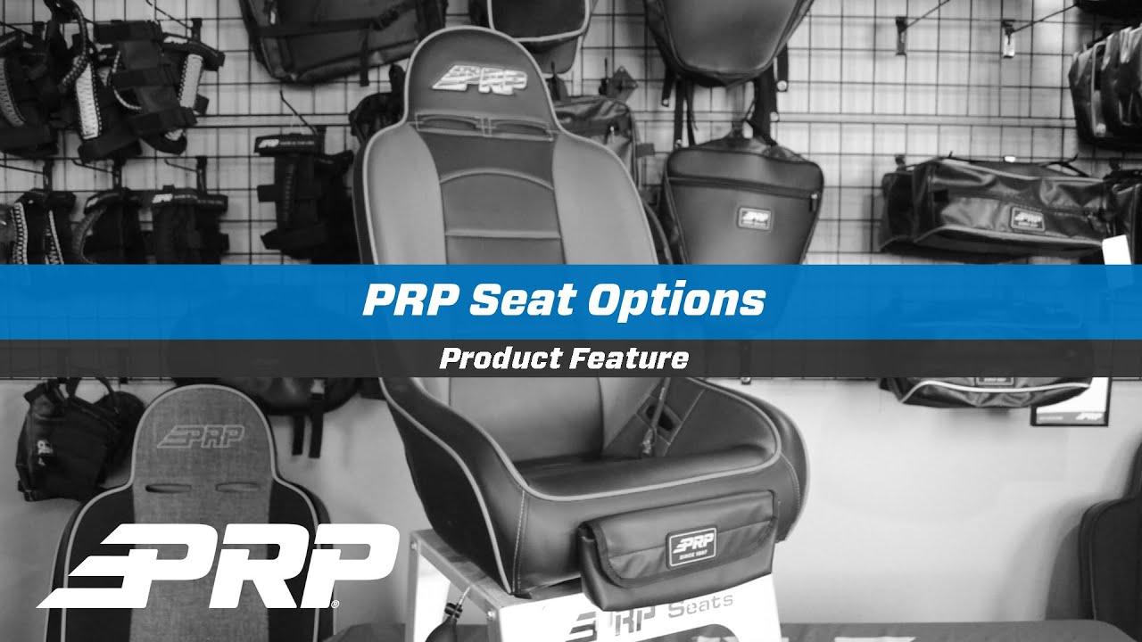 PRP Seat Options