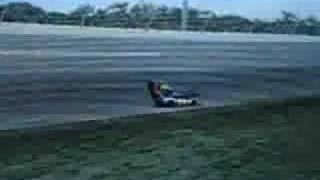 Nascar Dirt To Daytona Wrecking