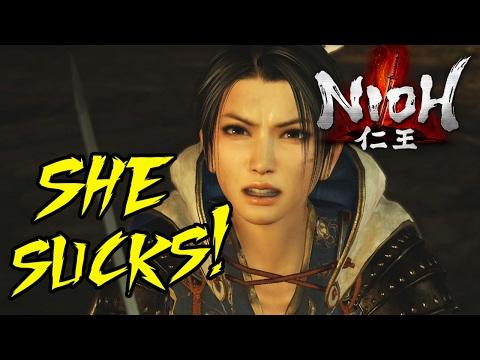 SUB MISSION RAGE QUIT! Nioh Rage (#9)