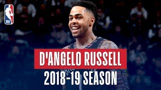 Download D'Angelo Russell's Best Plays From the 2018-2019 NBA Regular Season Mp3 and Videos