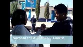 EL LIBRETIN (MKT PREPARATORIA Valle del Hualtepec) CHAPANTONGO HGO