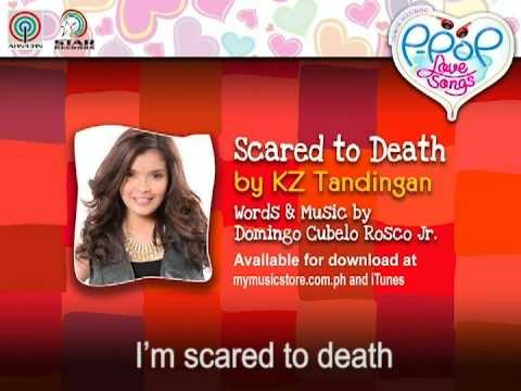 "KZ Tandingan sings ""Scared To Death"" for Himig Handog P-Pop Love Songs"