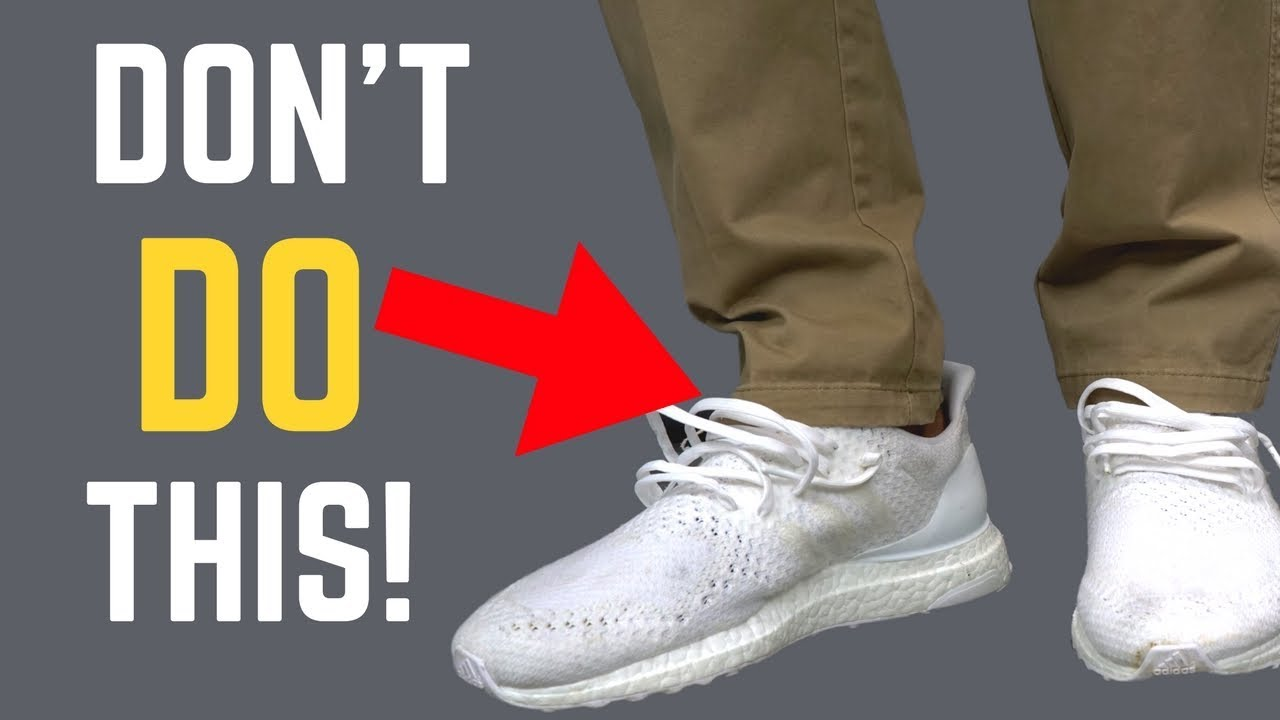 2d283b559 How to Match Your Sneakers To Your Outfit - YouTube