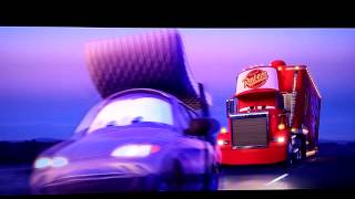 Cars Movie Mattress Minivan Passing Mack