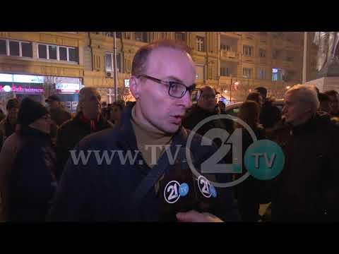 Мукоски штрајкува со глад, ВМРО-ДПМНЕ не учествува во работата на Собранието