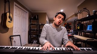 Calum Scott - Dancing On My Own (COVER by Alec Chambers)