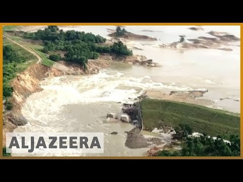 🇲🇲 Myanmar: More than 60,000 affected by dam collapse | Al Jazeera English