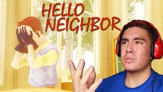 DID THIS GUY KILL THE NEIGHBORS FAMILY!? || Hello Neighbor ENDING (Alpha 3)