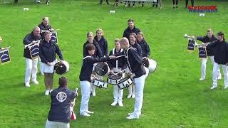 Ludwigslust tijdens Jubileumtaptoe Avanti Groningen 2019