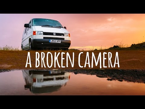 Van Life Photography - Shooting on the Outer Hebrides