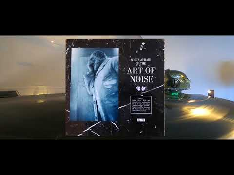 Art Of Noise - Moments in Love [1984] HQ HD