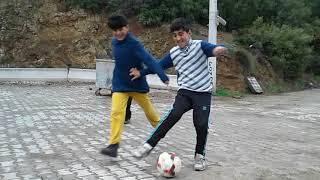 Arkadaşlarımla Beraber Futbol Oynadik  Abone Olmayı Unutmayin