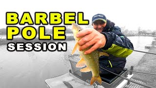 BARBEL on the POLE Lindholme Lakes May 2021