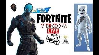 BoxingMan Bros 4 Epische Siege Live Stream MARSHMALLOW SKIN IZZ DA Fortnite // 700 WINS