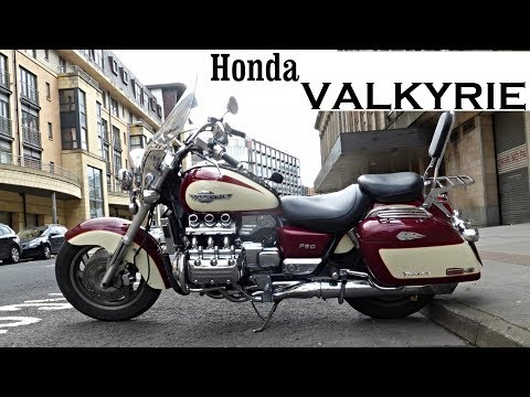 Honda GL1500C Valkyrie обзор мотоцикла.