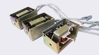 Test Electric Fish Trap 3A Transformer used  D718 or B688