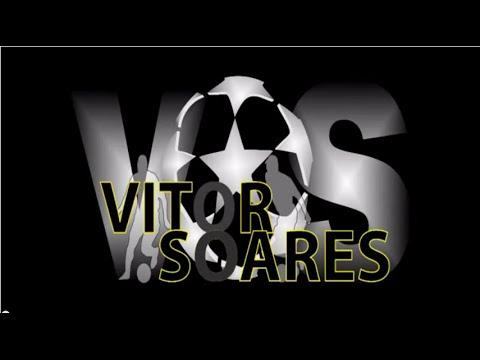 VITOR S SOARES -  MEIO CAMPO -  MELHORES MOMENTOS - QUEIMADOS FC