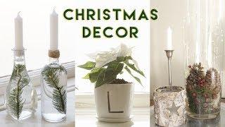 DIY CHRISTMAS DECORATIONS - Scandinavian Christmas Decor