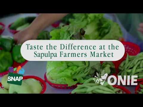 Sapulpa Farmers Market - Taste the Difference