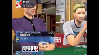 World Poker Tour PlayStation 2 Trailer - Trailer
