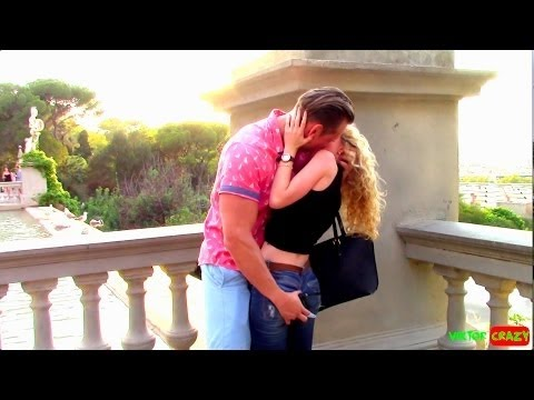 Kissing Prank for FAKE MONEY - Strangers Making Out In Public - Kissing Strangers Prank