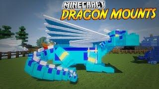 OBTIENT LES PLUS BEAUX DRAGONS ! | Présentation du mod 'DRAGON MOUNTS'! - [1.7.10]