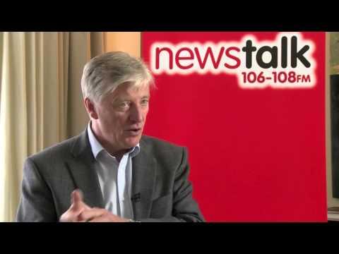 Pat Kenny joins Newstalk (Full interview)