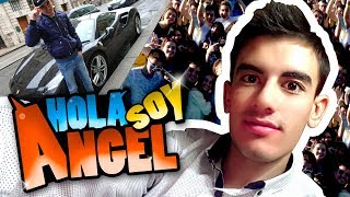 HOLA SOY ÁNGEL DE LA MANCHA (Vivo dentro de Jordi) thumbnail