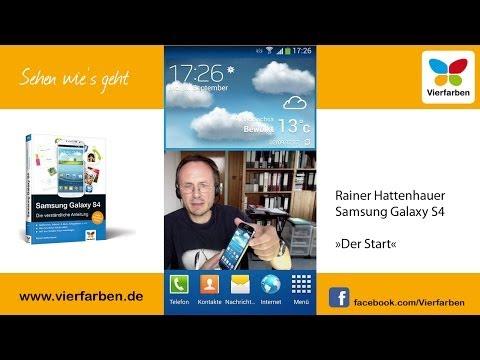Start mit dem Samsung Galaxy S4 [Anleitung 1 von 14]