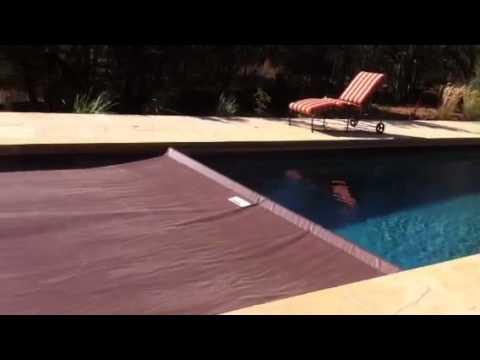 Austin lap pool w/ auto cover