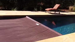 Austin lap pool w/ auto cover